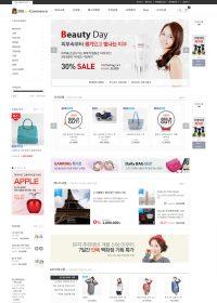 반응형 스타일샵 STYLE SHOP  워드프레스 쇼핑몰형 홈페이지